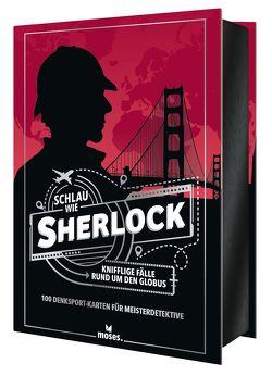 Schlau wie Sherlock von Janas,  Andrea, Tessmann,  Dorina, Vogel,  Elke