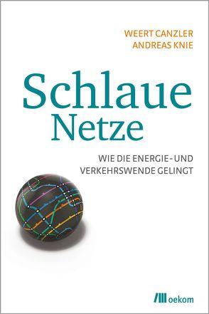 Schlaue Netze von Canzler,  Weert, Knie,  Andreas