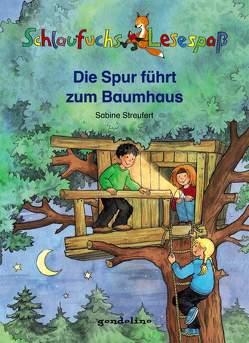 Schlaufuchs Lesespaß: Die Spur führt zum Baumhaus von Streufert,  Sabine, Tophoven,  Manfred