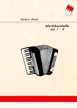 Schlawiner Werdshausliedla Vol. 1-4 von Maisel,  Norbert