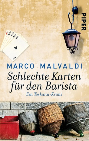 Schlechte Karten für den Barista von Malvaldi,  Marco, Ruby,  Luis