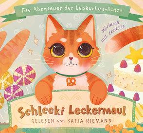 Schlecki Leckermaul von Dehmel,  Peter, Lunin,  Viktor, Riemann,  Katja