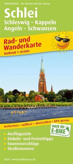 Schlei, Schleswig – Kappeln – Angeln – Schwansen