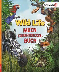 SCHLEICH® Wild Life – Mein Tierentdecker-Buch