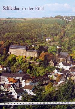 Schleiden in der Eifel mit Stadtteil Oberhausen von Schmitz-Ehmke,  Ruth