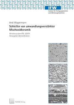 Schleifen von umwandlungsverstärkter Mischoxidkeramik von Denkena,  Berend, Wippermann,  Andi