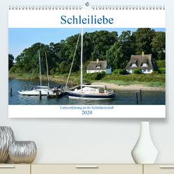 Schleiliebe (Premium, hochwertiger DIN A2 Wandkalender 2020, Kunstdruck in Hochglanz) von Grobelny,  Renate