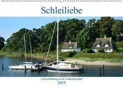 Schleiliebe (Wandkalender 2019 DIN A2 quer) von Grobelny,  Renate