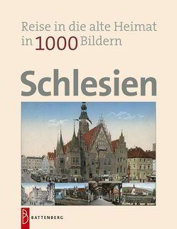 Schlesien in 1000 Bildern von Findeisen,  Silke