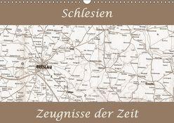 Schlesien Zeugnisse der Zeit (Wandkalender 2018 DIN A3 quer) von Gawlik,  Ella