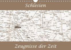 Schlesien Zeugnisse der Zeit (Wandkalender 2018 DIN A4 quer) von Gawlik,  Ella