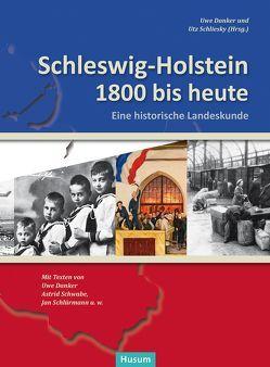 Schleswig-Holstein 1800 bis heute von Danker,  Uwe, Schliesky,  Utz