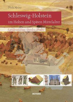 Schleswig-Holstein im Hohen und Späten Mittelalter von Meier,  Dirk