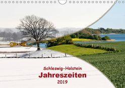 Schleswig-Holstein Jahreszeiten (Wandkalender 2019 DIN A4 quer) von Kolfenbach,  Klaus