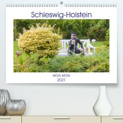 Schleswig-Holstein Moin Moin (Premium, hochwertiger DIN A2 Wandkalender 2021, Kunstdruck in Hochglanz) von Busch,  Martina
