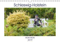 Schleswig-Holstein Moin Moin (Wandkalender 2019 DIN A4 quer) von Busch,  Martina