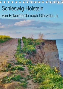Schleswig-Holstein – von Eckernförde nach Glücksburg (Tischkalender 2020 DIN A5 hoch) von Janke,  Andrea