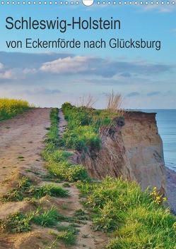 Schleswig-Holstein – von Eckernförde nach Glücksburg (Wandkalender 2020 DIN A3 hoch) von Janke,  Andrea
