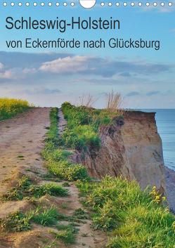 Schleswig-Holstein – von Eckernförde nach Glücksburg (Wandkalender 2020 DIN A4 hoch) von Janke,  Andrea