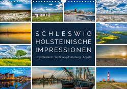 Schleswig-Holsteinische Impressionen (Wandkalender 2020 DIN A3 quer) von Kuhr,  Susann