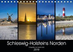 Schleswig-Holsteins Norden (Tischkalender 2019 DIN A5 quer) von Kuhr,  Susann
