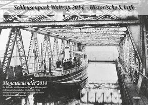 Schleusenpark Waltrop – Historische Schiffe