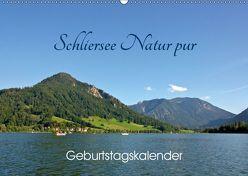 Schliersee Natur pur (Wandkalender 2019 DIN A2 quer) von Wittstock,  Ralf