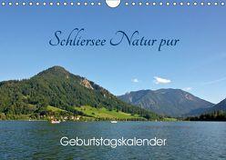 Schliersee Natur pur (Wandkalender 2019 DIN A4 quer) von Wittstock,  Ralf