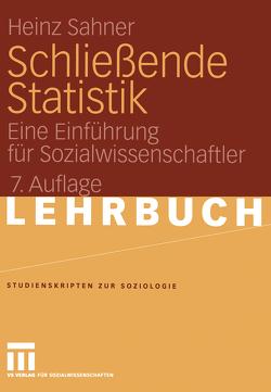 Schließende Statistik von Sahner,  Heinz