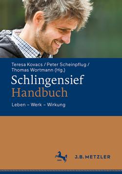 Schlingensief-Handbuch von Kovacs,  Teresa, Scheinpflug,  Peter, Wortmann,  Thomas