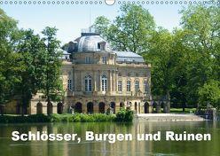 Schlösser, Burgen und Ruinen (Wandkalender 2019 DIN A3 quer) von Huschka,  Klaus-Peter