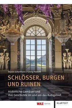 Schlösser, Burgen und Ruinen von Howahl,  Georg, Schürmann,  Maren