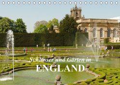 Schlösser und Gärten in England (Tischkalender 2019 DIN A5 quer) von Kruse,  Gisela
