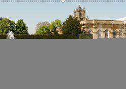 Schlösser und Gärten in England (Wandkalender 2019 DIN A2 quer) von Kruse,  Gisela