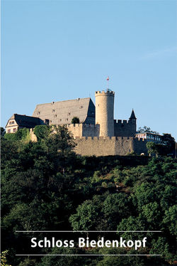 Schloss Biedenkopf von Bamberger,  Gerald
