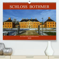 Schloss Bothmer – Klützer Schlossimpressionen (Premium, hochwertiger DIN A2 Wandkalender 2020, Kunstdruck in Hochglanz) von Felix,  Holger