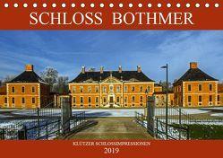 Schloss Bothmer – Klützer Schlossimpressionen (Tischkalender 2019 DIN A5 quer) von Felix,  Holger