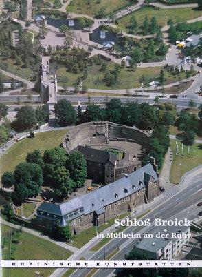 Schloss Broich in Mülheim an der Ruhr von Ortmanns,  Kurt