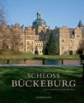 Schloss Bückeburg von Borggrefe,  Heiner, Schaumburger Landschaft