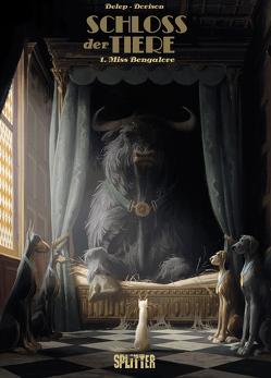 Schloss der Tiere. Band 1 von Delep,  Félix, Dorison,  Xavier
