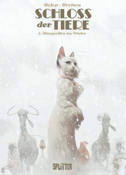 Schloss der Tiere. Band 2 von Delep,  Félix, Dorison,  Xavier