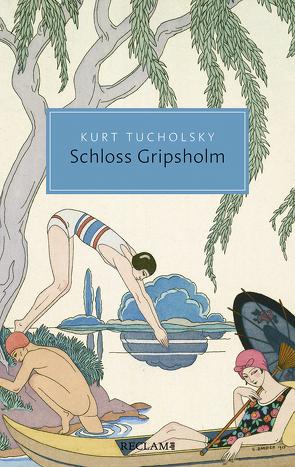 Schloss Gripsholm von Becker,  Sabina, Tucholsky,  Kurt