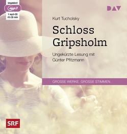 Schloss Gripsholm von Pfitzmann,  Günter, Tucholsky,  Kurt
