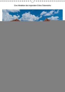 Schloss Hof – Die Perle unter den Marchfeldschlössern (Wandkalender 2019 DIN A3 hoch) von Bartek,  Alexander
