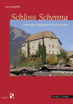 Schloss Schenna von Brandl,  Anton, Spiegelfeld,  Franz