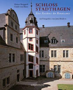 Schloss Stadthagen von Borggrefe,  Heiner, Schaumburger Landschaft, von Büren,  Guido