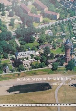 Schloss Styrum in Mülheim an der Ruhr von Ortmanns,  Kurt