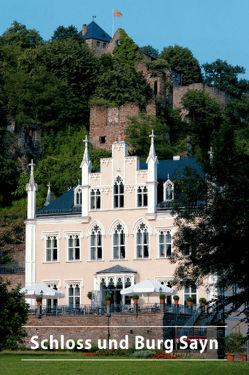 Schloss und Burg Sayn von Engelhardt,  Heiderose