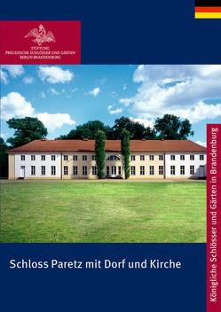 Schloss Paretz mit Dorf und Kirche von Marr,  Matthias