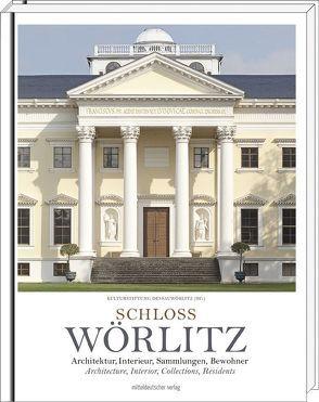 Schloss Wörlitz von Kulturstiftung DessauWörlitz